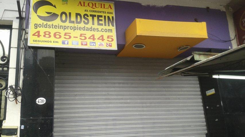 Local en alquiler en avenida Córdoba 4.310<br>