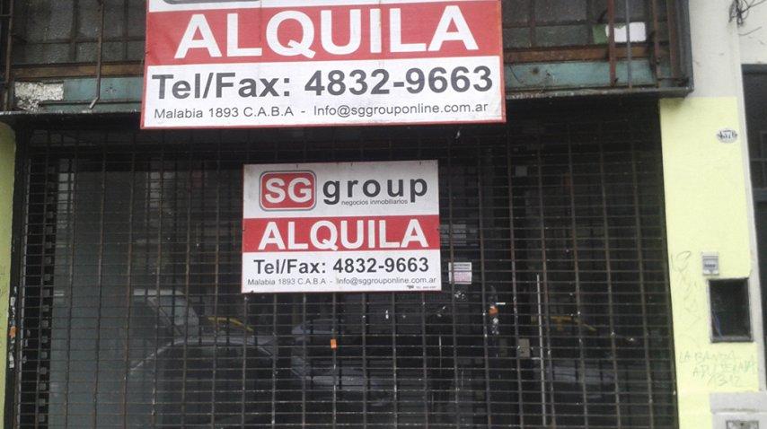 Local en alquiler en avenida Córdoba 4.376<br>