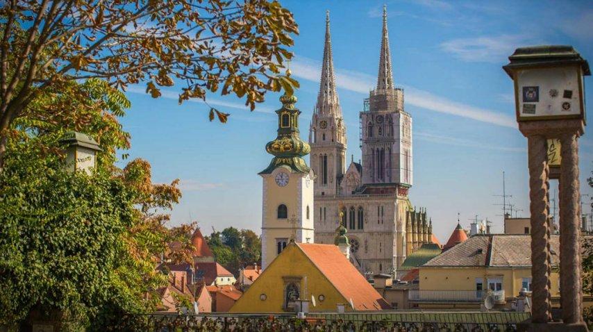 La catedral de Zagreb, una joya neogótica<br>