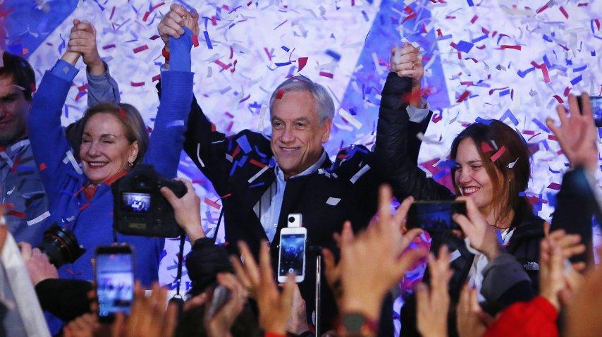 <p>Piñera y Beatriz Sánchez serán candidatos a la presidencia en Chile</p><p></p>