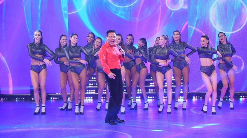 Cristian Castro en el Bailando 2017