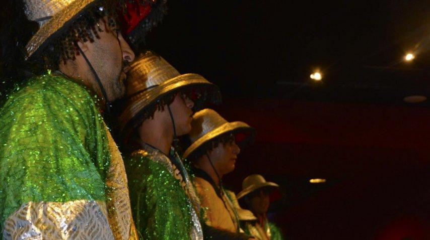 El candome estuvo en el festejo por los 110 años de Punta del Este<br>
