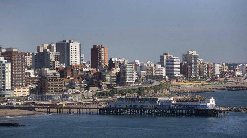 Mar del Plata está a pleno también en invierno<br>