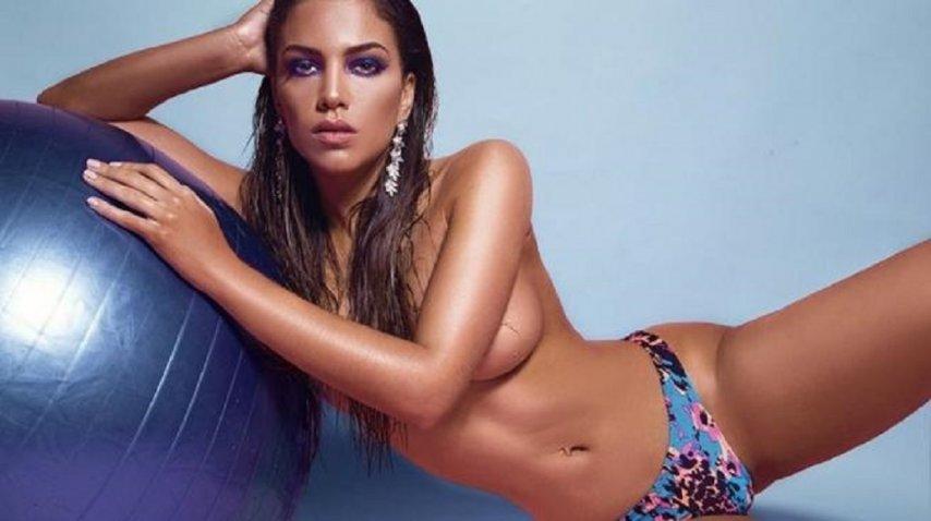 Rocío Robles en Playboy<br>