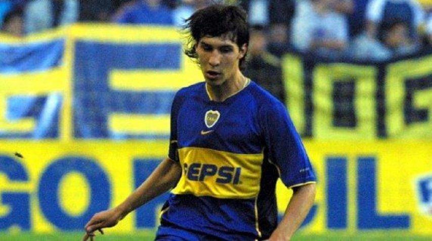 Jonathan Fabbro en Boca
