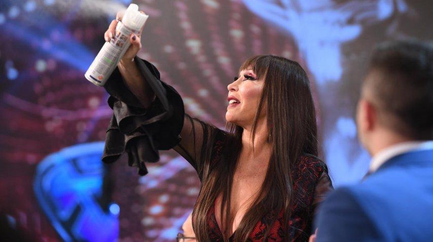 Moria Casán tuvo un picante enfrentamiento con Nancy Pazos<br>
