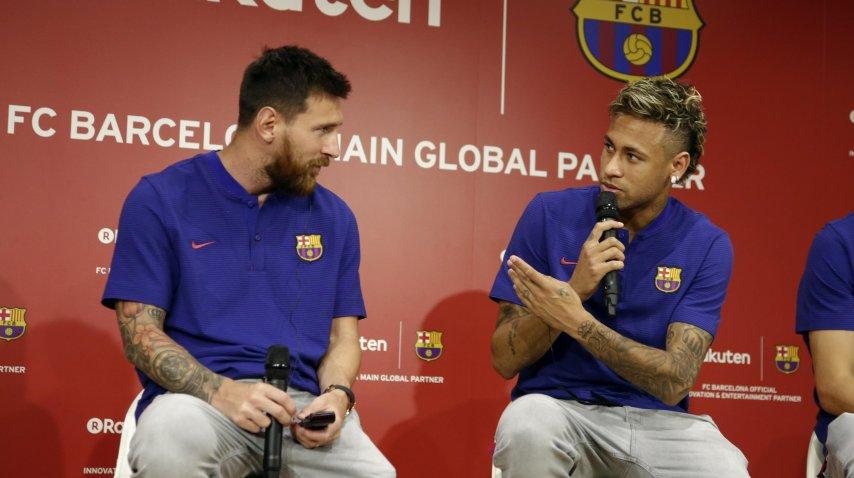 El argentino y el brasileño podrían dejar de jugar juntos por una fortuna