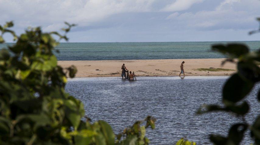 <p>Un paraíso natural del nordeste brasileño para escapar del frío invernal </p><p></p>