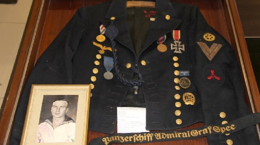 <p>Secuestraron objetos nazis y armas en Caballito</p><p></p>