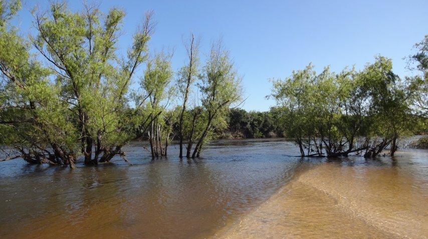 Río Corrientes.
