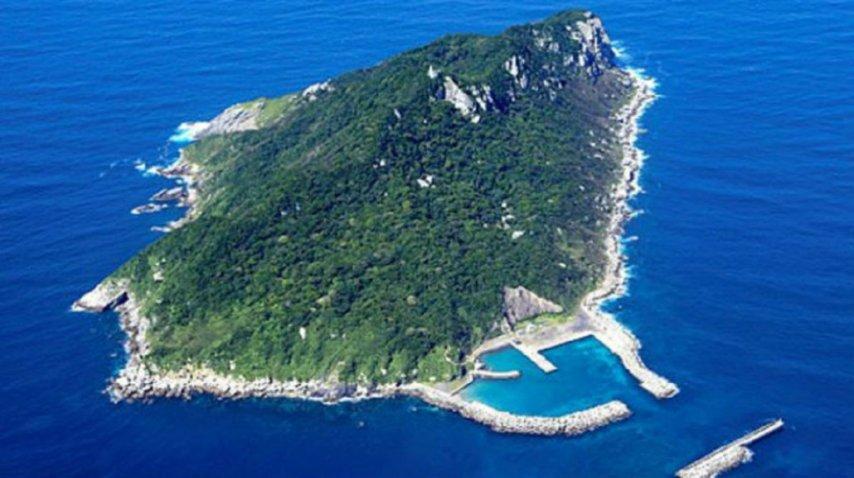 Okinoshima fue declarada Patrimonio de la Humanidad<br>