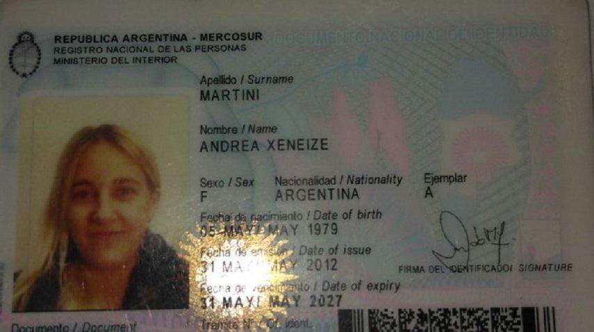 Andrea Xeneize Martini