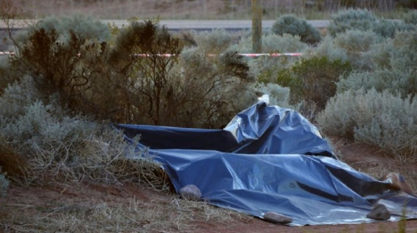 Hallan a joven embarazada que fue quemada con cubiertas — Neuquén