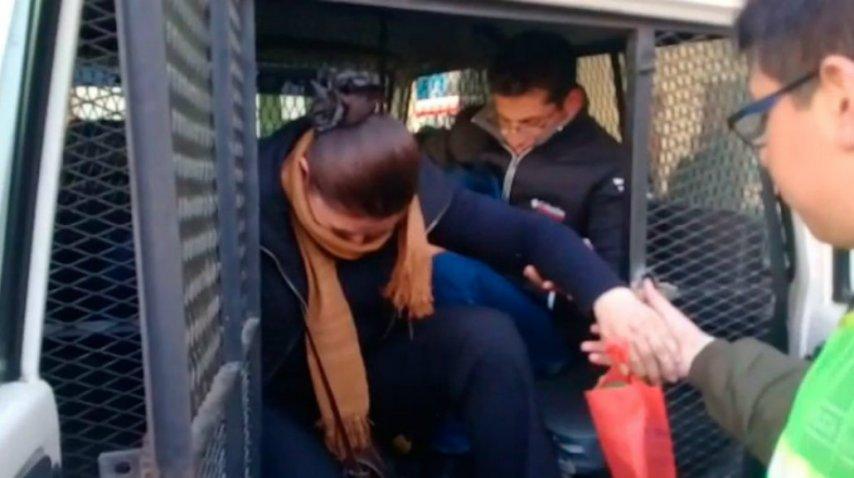 Los hijos de Carmen fueron arrestados por intento de homicidio<br>