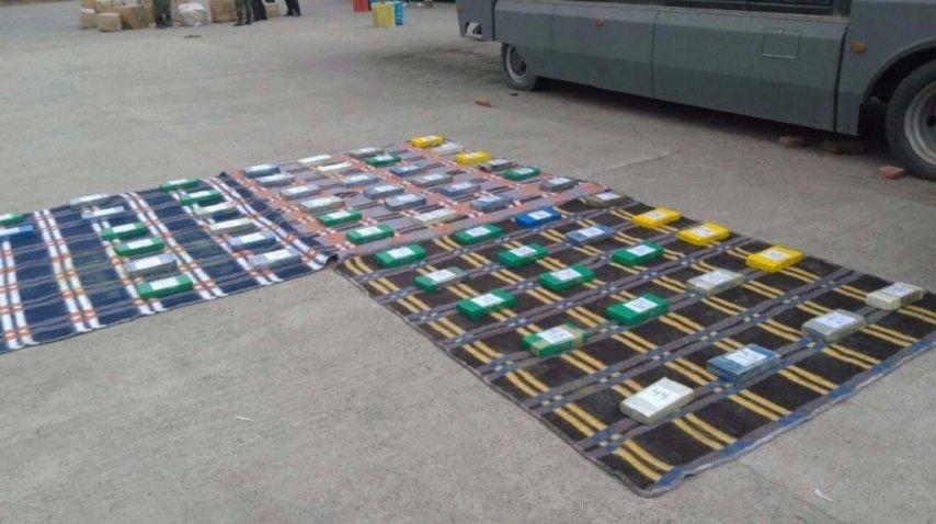 Secuestraron 83 kilos de cocaína en Orán - Crédito: eltribuno.info<p></p>