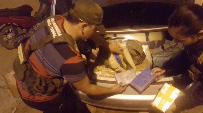 <p>Secuestraron 83 kilos de cocaína en Orán - Crédito: eltribuno.info</p><p></p>