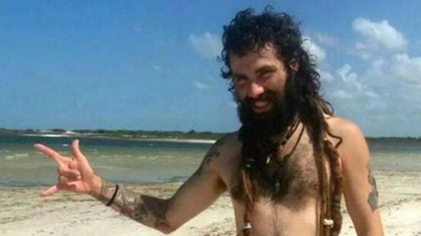 Santiago Maldonado es buscado intensamente desde el 1° de agosto<br>