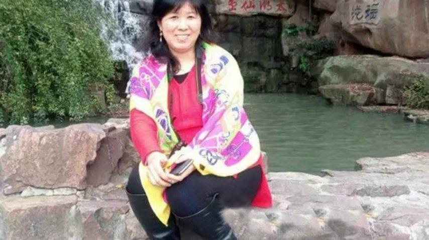 Zhan Wenlian murió a los 49 años por un cáncer de pulmón<br>