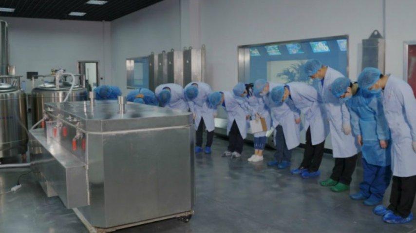 Zhan podría tener otra oportunidad de vivir en el futuro<br>
